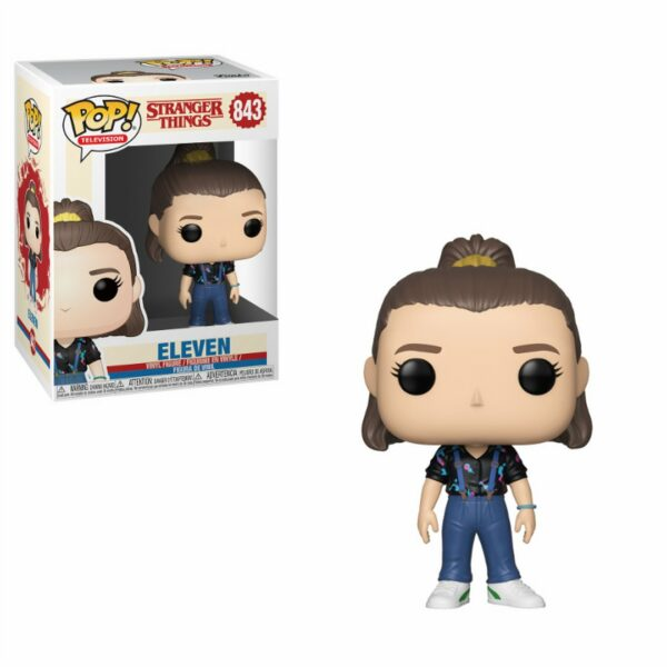 Funko Pop! Stranger Things 843 Eleven (not mint) 1