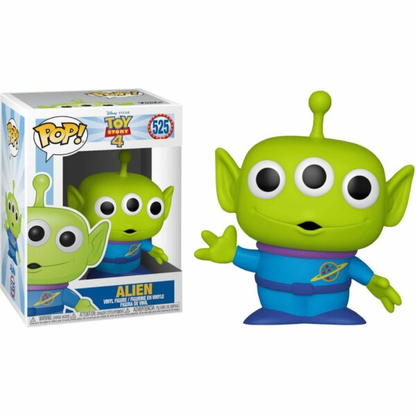 Funko Pop Toy Story 4 525 Alien (not mint) 1