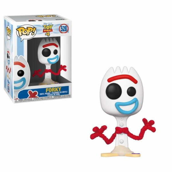 Funko Pop Toy Story 4 528 Forky 1