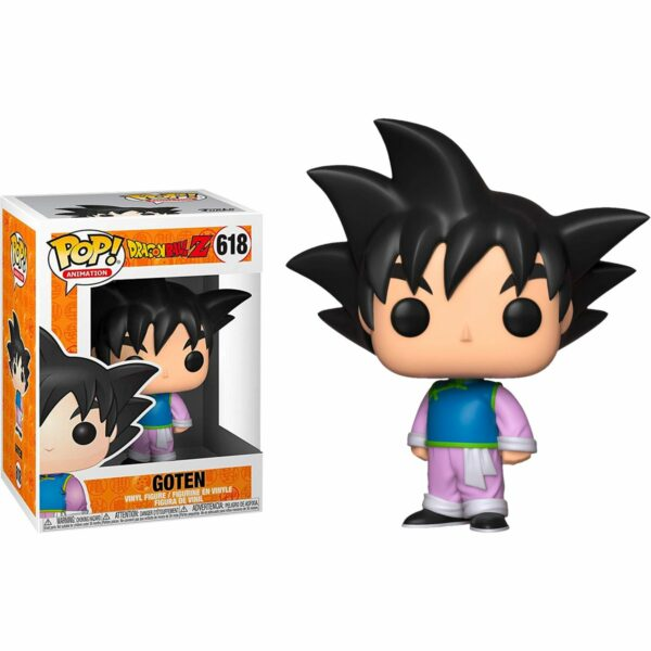 Funko Pop! Dragon Ball Z 618 Goten 1