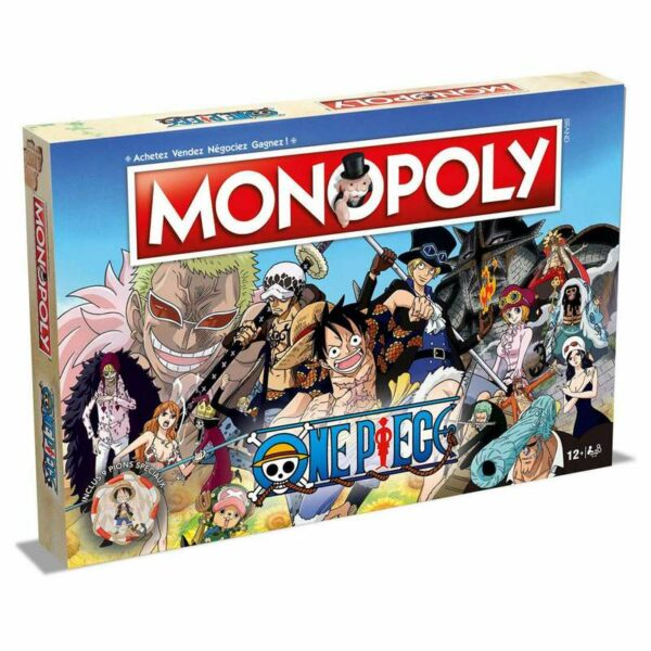 Monopoly One Piece 1