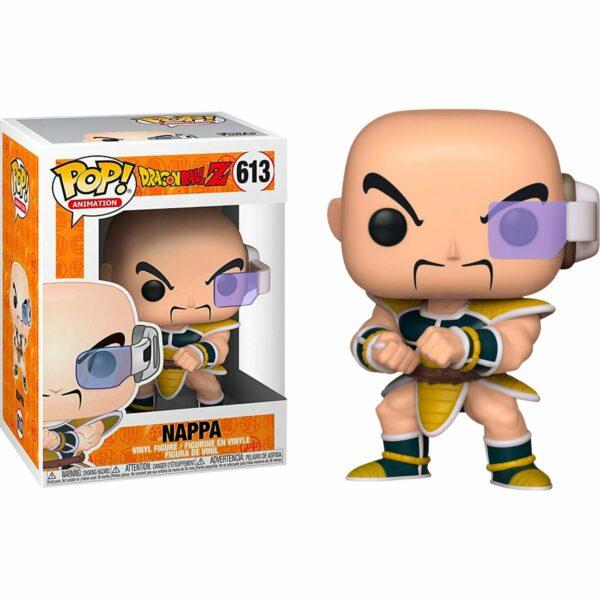 Funko Pop! Dragon Ball Z 613 Nappa 1