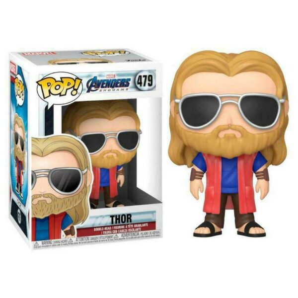 Funko Pop! Avengers Endgame 479 Thor (casual) 1