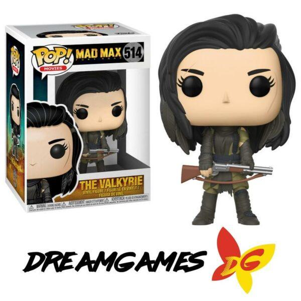 Figurine Pop Mad Max Fury Road 514 The Valkyrie