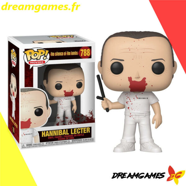Figurine Pop Silence of the Lambs 788 Hannibal Lecter Bloody