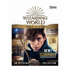 Figurine Wizarding World Harry Potter Fantastic Beasts Newt Scamander Norbert Dragonneau 02