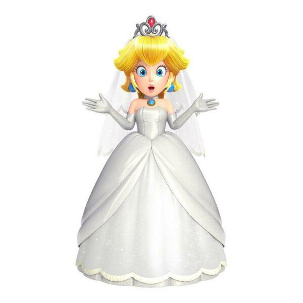 Nintendo Amiibo Super Mario Odyssey Peach