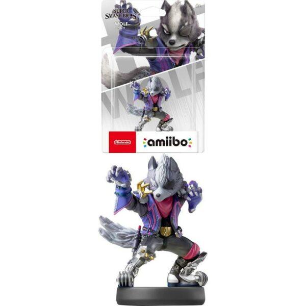 Nintendo Amiibo Super Smash Bros. Wolf