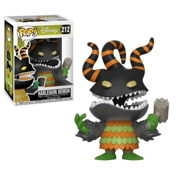 Funko Pop Disney 212 Harlequin Demon