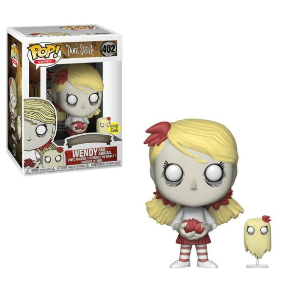 Funko Pop! Don't Starve 402 Wendy and Abigail 1