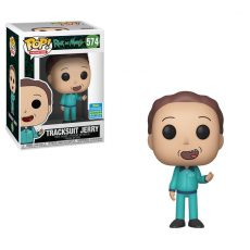 Funko Pop! Rick and Morty 574 Tracksuit Jerry