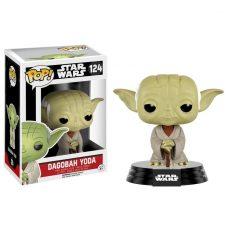 Funko Pop! Star Wars 124 Dagobah Yoda