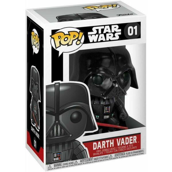 Funko Pop! Star Wars 01 Darth Vader 1