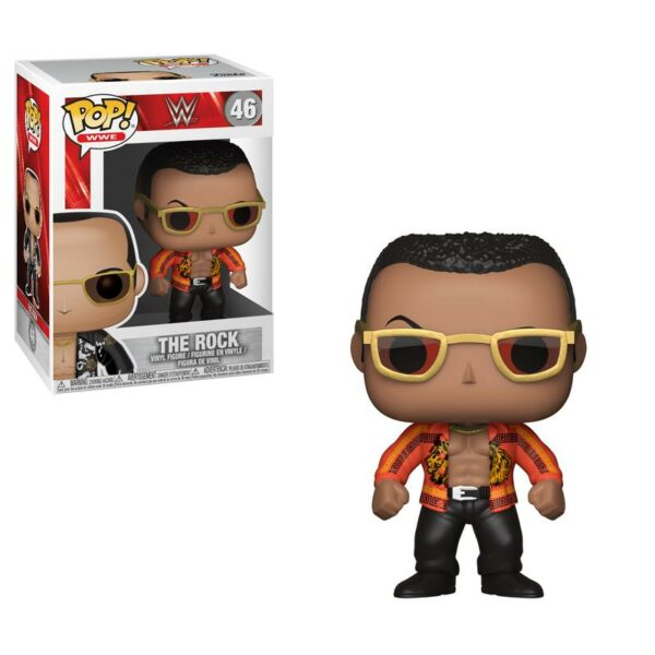 Funko Pop WWE 46 The Rock
