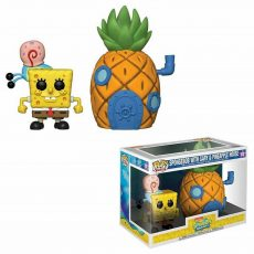 Funko Pop town Spongebob with Gary