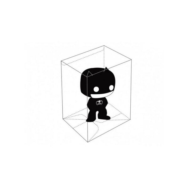 Protective case for Funko Pop standard 1