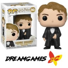 Figurine Pop Harry Potter 90 Cedric Diggory Yule Ball
