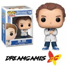 Figurine Pop Scrubs 739 Dr. Cox