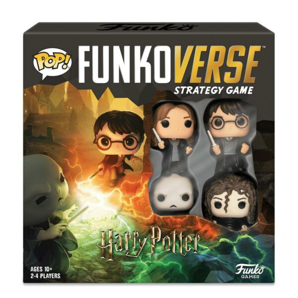 Funkoverse Strategy Game Harry Potter