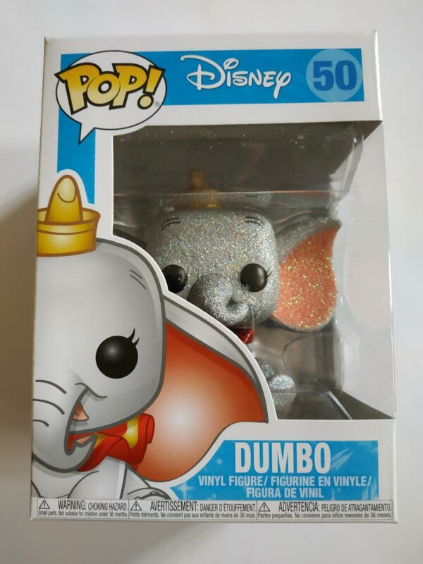 Funko Pop Disney 50 Dumbo Glitter