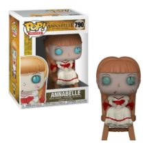 Funko Pop Movies 790 Annabelle in chair