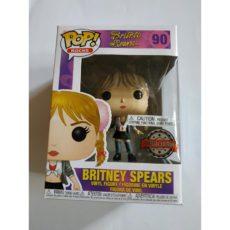 Funko Pop Rocks 90 Britney Spears