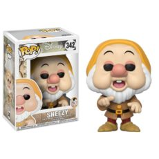 Funko Pop Disney Snow White 342 Sneezy