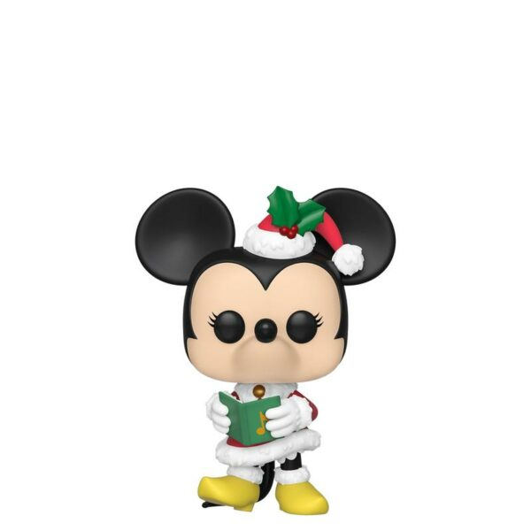 Funko Pop Disney Holiday 613 Minnie Mouse