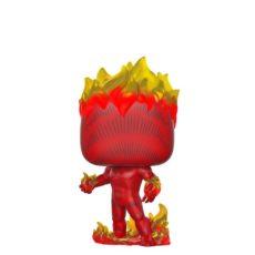 Funko Pop Marvel 501 The Original Human Torch