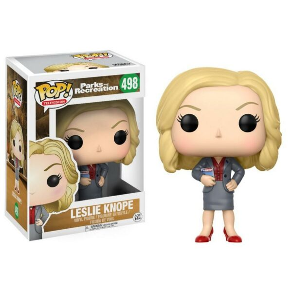 Funko Pop Parks and Recreation Leslie Knope