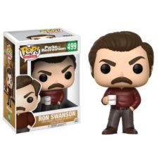 Funko Pop Parks and Recreation 499 Ron Swanson