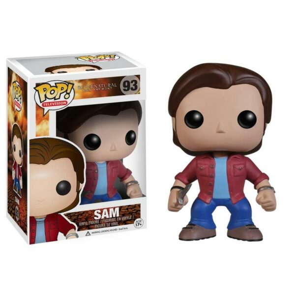 Funko Pop Supernatural 93 Sam