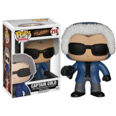 Funko Pop The Flash 216 Captain Cold