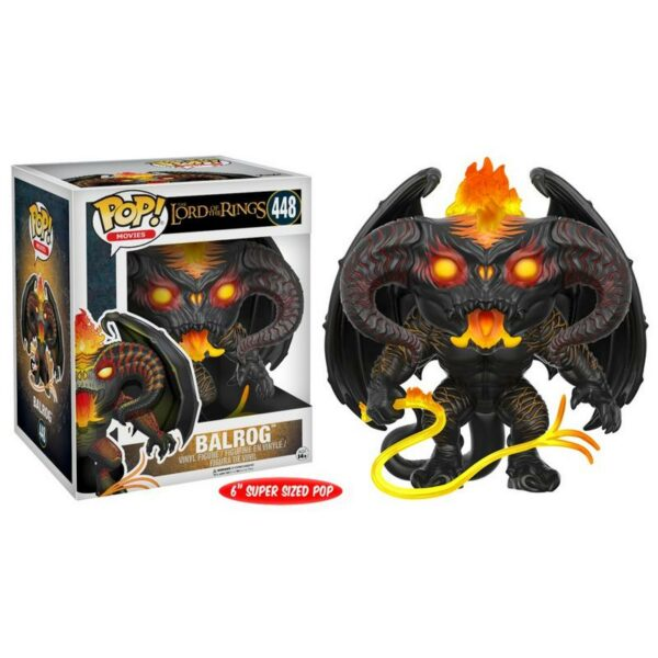 Funko Pop The Lord of The Rings Balrog