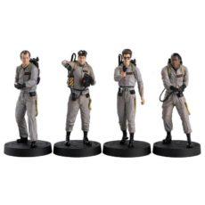 Ghostbusters Pack de 4 figurines
