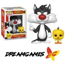 Figurine Pop Looney Tunes 309 Sylvester & Tweety