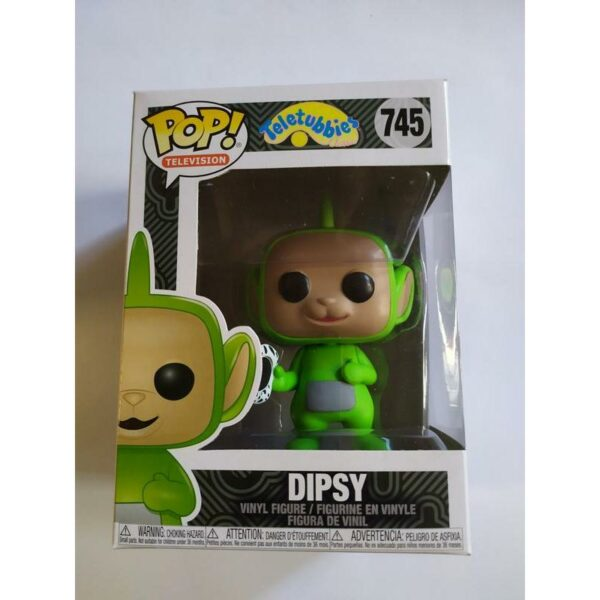 Funko Pop Television 745 Teletubbies Dipsy
