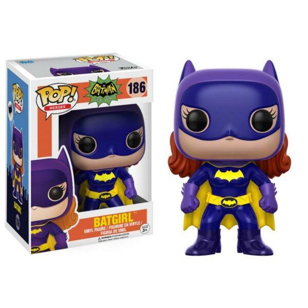 Funko Pop DC 186 Batgirl