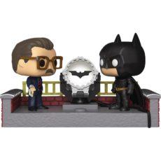 Funko Pop Batman and Commissioner Gordon