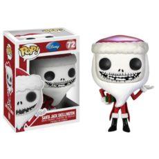Funko Pop Disney 72 Santa Jack Skellington