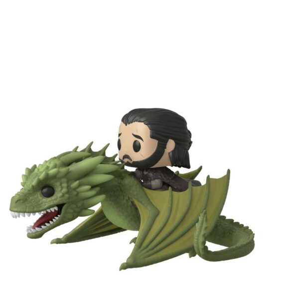 Funko Pop Game of thrones Jon Snow & Rhaegal