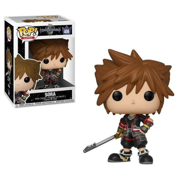 Funko Pop Kingdom Hearts III Sora