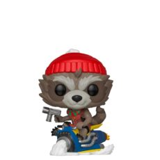 Funko Pop Marvel Holiday 531 Rocket