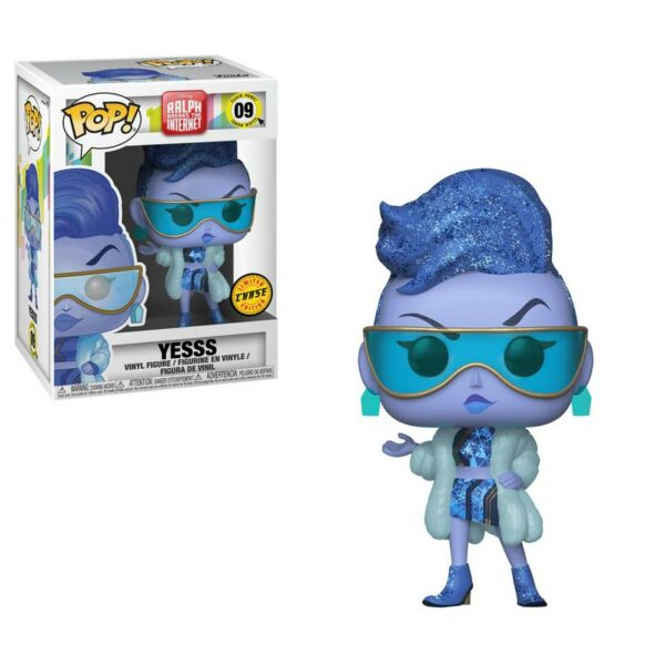Funko Pop Ralph breaks internet Yesss Chase