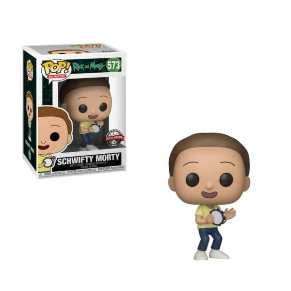 Funko Pop Rick and Morty 573 Schwifty Morty