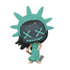 Funko Pop The Purge 807 Lady Liberty