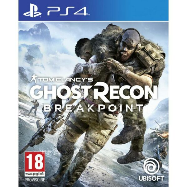 Ghost Recon Breakpoint PS4