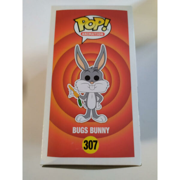 Funko Pop Looney Tunes 307 Bugs Bunny (Not mint) 2