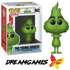 Figurine Pop The Grinch 662 The Young Grinch