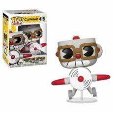 Funko Pop Games 415 Aeroplane Cuphead